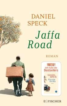 Daniel Speck (geb. 1969): Jaffa Road, Buch