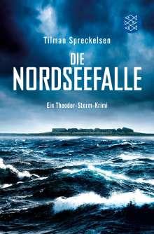 Tilman Spreckelsen: Die Nordseefalle, Buch
