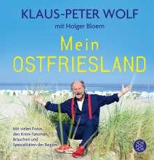 Klaus-Peter Wolf: Mein Ostfriesland, Buch