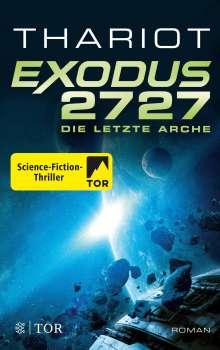 Thariot: Exodus 2727 - Die letzte Arche, Buch