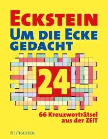 Eckstein: Eckstein - Um die Ecke gedacht 24, Buch