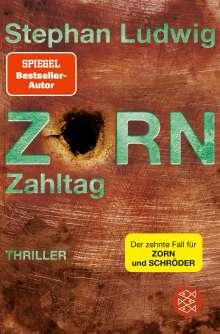 Stephan Ludwig: Zorn - Zahltag, Buch