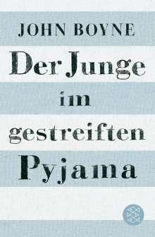 John Boyne: Der Junge im gestreiften Pyjama, Buch
