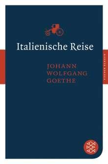 Johann Wolfgang von Goethe: Italienische Reise, Buch
