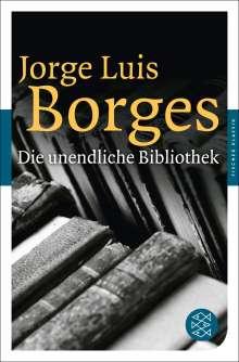 Jorge Luis Borges: Die unendliche Bibliothek, Buch