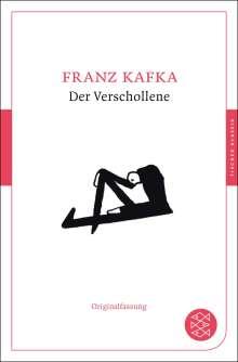 Franz Kafka: Der Verschollene, Buch