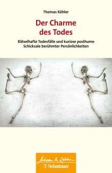 Thomas Köhler: Der Charme des Todes, Buch
