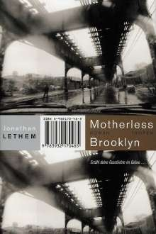 Jonathan Lethem: Motherless Brooklyn, Buch