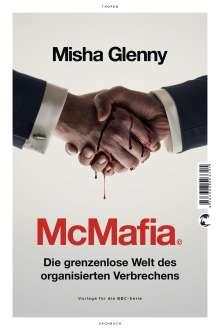 Misha Glenny: McMafia, Buch