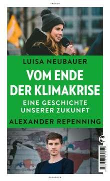 Luisa Neubauer: Vom Ende der Klimakrise, Buch