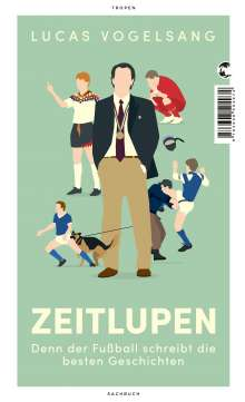 Lucas Vogelsang: Zeitlupen, Buch