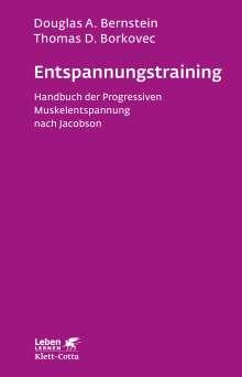 Douglas A Bernstein: Entspannungs-Training, Buch