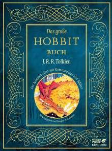 John R. R. Tolkien: Das große Hobbit-Buch, Buch