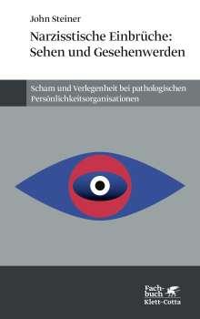 John Steiner: Narzißtische Einbrüche: Sehen und Gesehenwerden, Buch