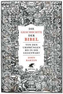 John Barton: Die Geschichte der Bibel, Buch