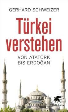 Gerhard Schweizer: Türkei verstehen, Buch