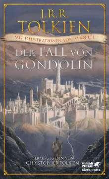 J. R. R. Tolkien: Der Fall von Gondolin, Buch
