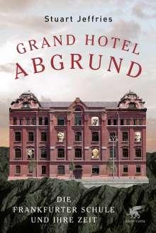 Stuart Jeffries: Grand Hotel Abgrund, Buch