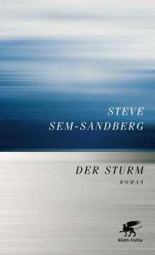 Steve Sem-Sandberg: Der Sturm, Buch
