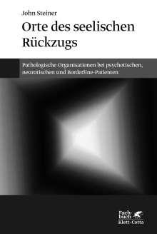 John Steiner: Orte des seelischen Rückzugs, Buch