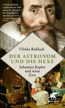 Ulinka Rublack: Der Astronom und die Hexe, Buch