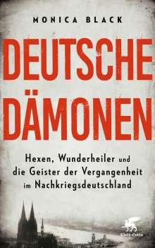 Monica Black: Deutsche Dämonen, Buch
