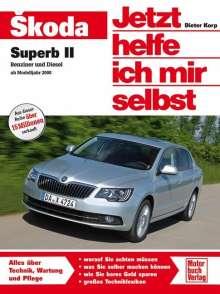 Dieter Korp: Skoda Superb, Buch