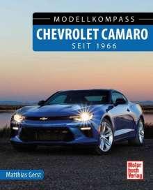 Matthias Gerst: Chevrolet Camaro, Buch