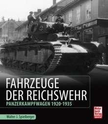 Walter J. Spielberger: Fahrzeuge der Reichswehr, Buch