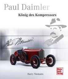 Harry Niemann: Paul Daimler, Buch