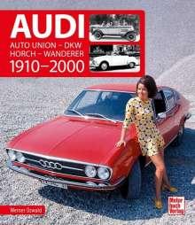 Werner Oswald: Audi 1910-2000, Buch