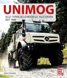 Peter Schneider: Unimog, Buch