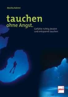 Monika Rahimi: Tauchen ohne Angst., Buch