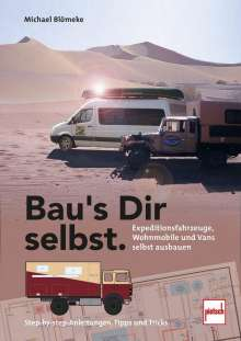 Michael Blömeke: Bau's Dir selbst, Buch