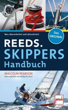 Malcolm Pearson: Reeds Skippers Handbuch, Buch