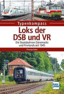 Thomas Estler: Loks der DSB und VR, Buch