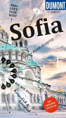 Georgi Palahutev: DuMont direkt Reiseführer Sofia, Buch