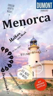 Paul Jonas Martiny: DuMont direkt Reiseführer Menorca, Buch