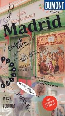 Maria Anna Hälker: DuMont direkt Reiseführer Madrid, Buch