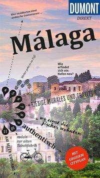 Manuel García Blázquez: DuMont direkt Reiseführer Málaga, Buch