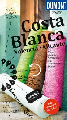 Manuel García Blázquez: DuMont direkt Reiseführer Costa Blanca, Valencia und Alicante, Buch