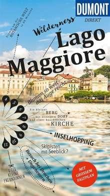 Aylie Lonmon: DuMont direkt Reiseführer Lago Maggiore, Buch