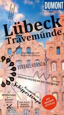 Nicoletta Adams: DuMont direkt Reiseführer Lübeck Travemünde, Buch