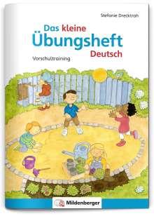 Stefanie Drecktrah: Das kleine Übungsheft Deutsch, Buch
