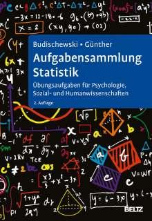 Kai Budischewski: Aufgabensammlung Statistik, Buch