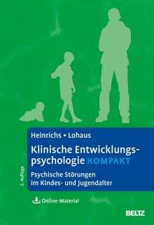 Nina Heinrichs: Klinische Entwicklungspsychologie kompakt, Buch