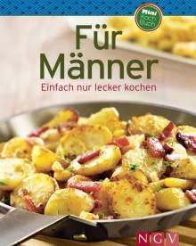 Für Männer (Minikochbuch), Buch