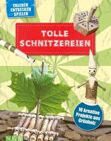 Carsten Andres: Tolle Schnitzereien, Buch