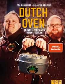 Tim Ziegeweidt: Sauerländer BBCrew Dutch Oven, Buch