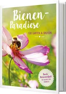 Erika Börner: Bienenparadiese für Garten & Balkon, Buch